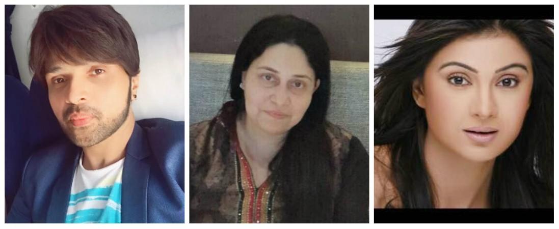 Himesh Reshammiya, Komal and Sonia Kapoor