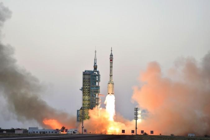 China space satellite