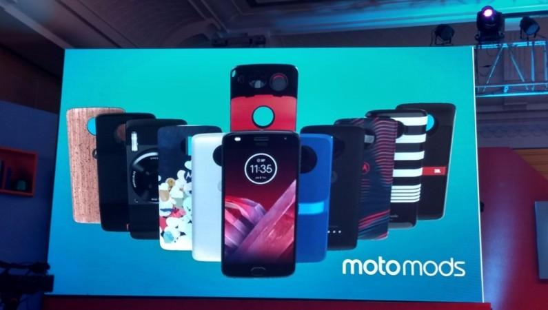 Motorola, Moto Z2 Play, Moto Mods, Lenovo,