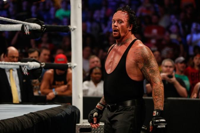 undertaker, wwe