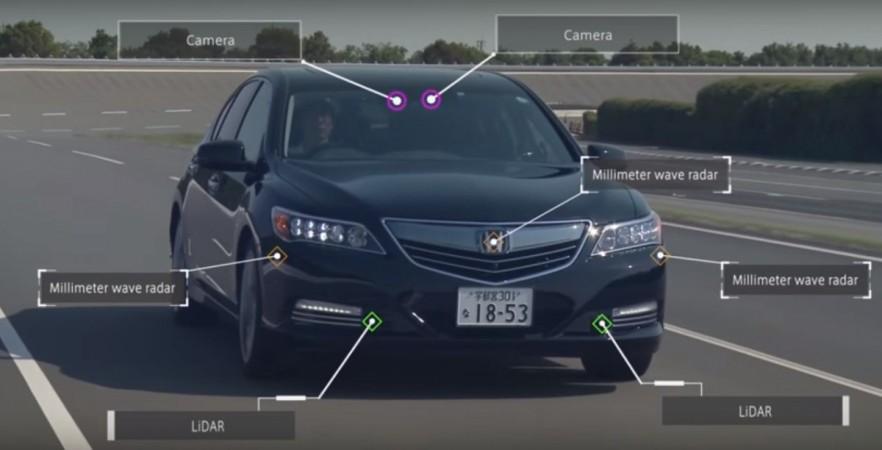 Honda, Honda self driving cars, Honda autonomous cars, Self driving cars