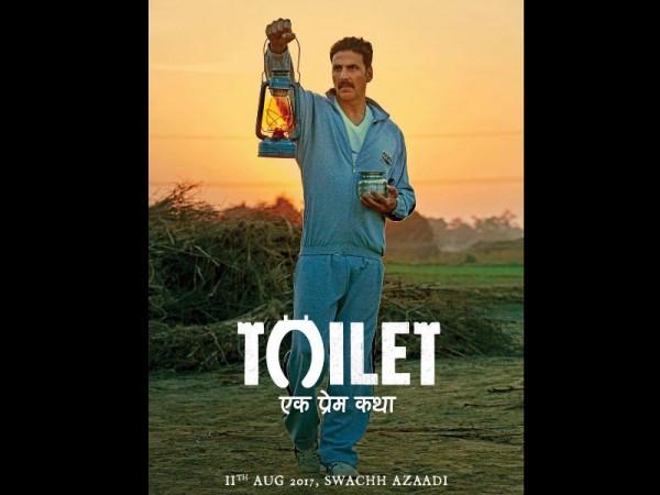 Toilet Ek Prem Katha poster