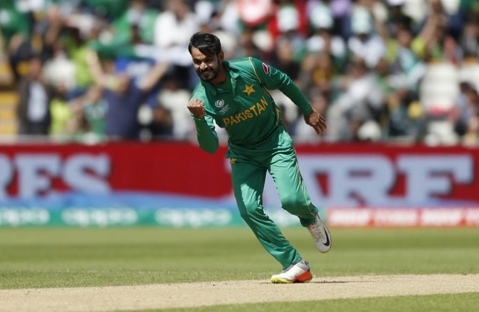 Mohammad Hafeez, Pakistan, Group B, Sri Lanka, CT 2017
