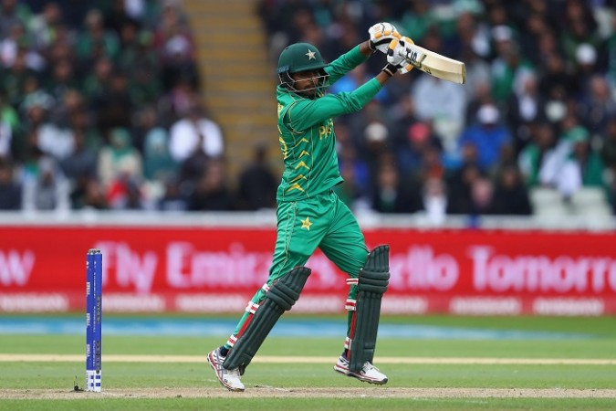 Babar Azam, Pakistan, ICC Champions Trophy 2017, Sri Lanka, Group B