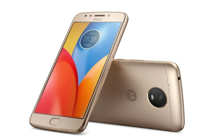 Motorola's budget smartphone Moto E4 Plus as seen in company's website