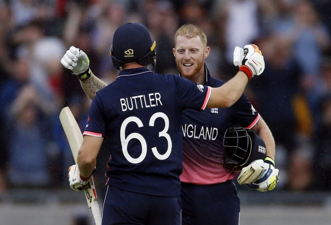 Ben Stokes, Jos Buttler, England, ICC Champions Trophy 2017, semifinals