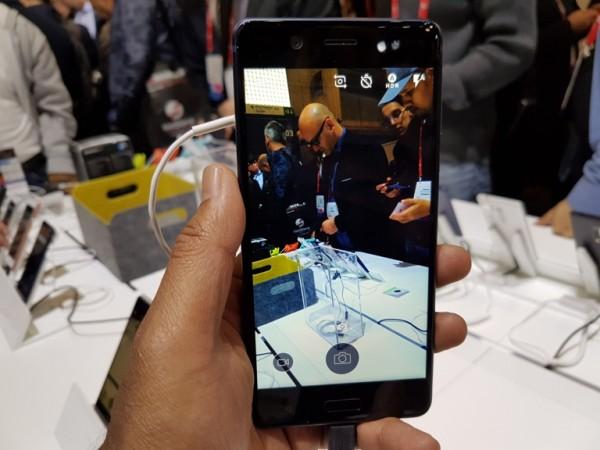 Nokia 5 hands-on