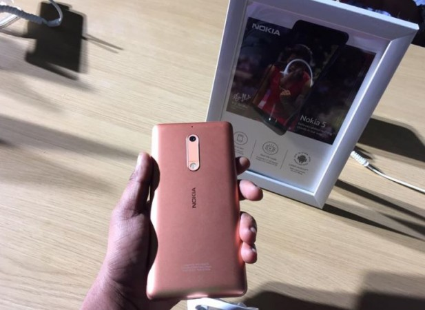 Nokia 5, first impression, review, price, India,launch