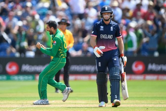 Junaid Khan, Pakistan, Jos Buttler, England, CT 2017