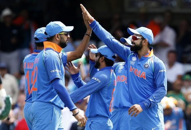 India vs Bangladesh 2017 ICC Champions Trophy semifinals