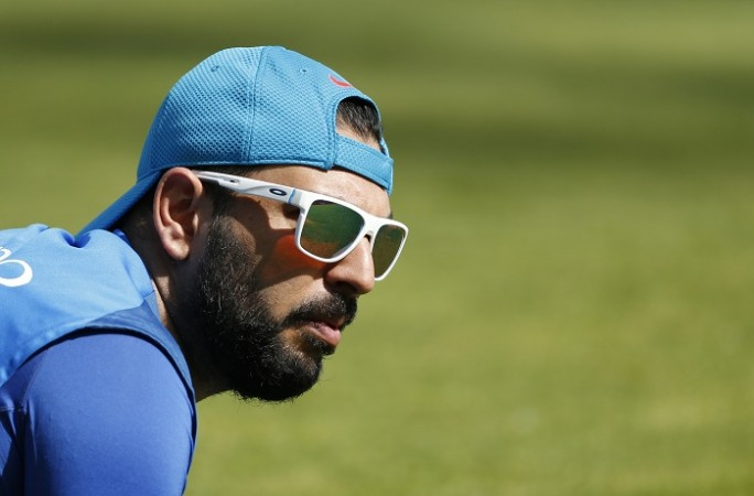 Yuvraj hits out at critics