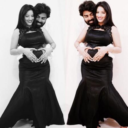 Deepika Singh pregnancy photoshoot