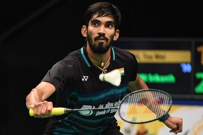 Kidambi Srikanth, Indonesia Open, semifinals, badminton, Son Wan-ho