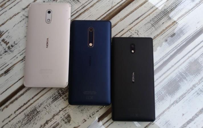 Nokia 6, 5, 3 series
