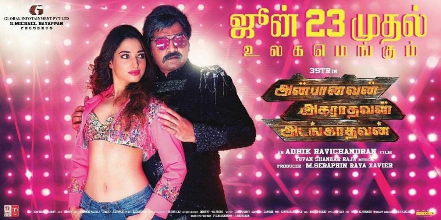 Simbu's AAA clears the censor test