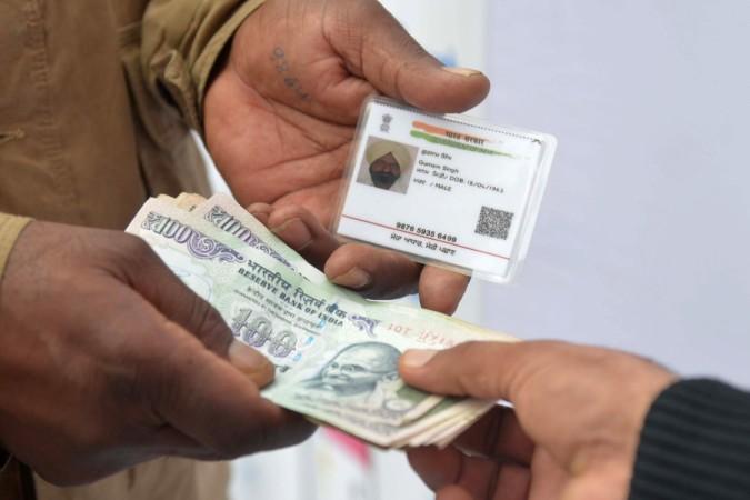aadhaar, bank accounts, cash, note bank, atm, pan, indian banks, bank account, account holder