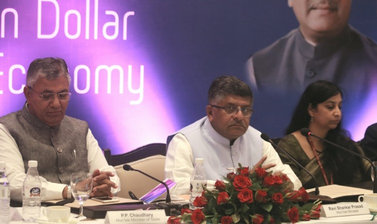 digital india, cashless economy, pm modi, , nasscom, it layoff, demonetisation, bank transactions, online banking, mobile banking, it minister ravi shankar prasad