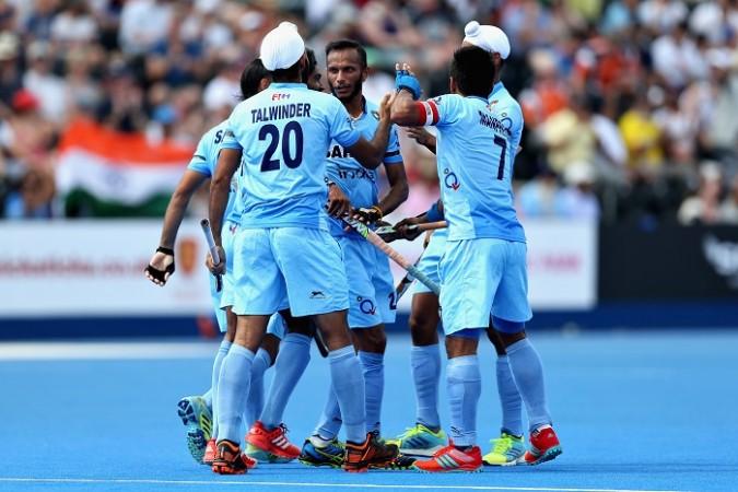 Talwinder Singh, India, Pakistan, hockey, World League Semifinal