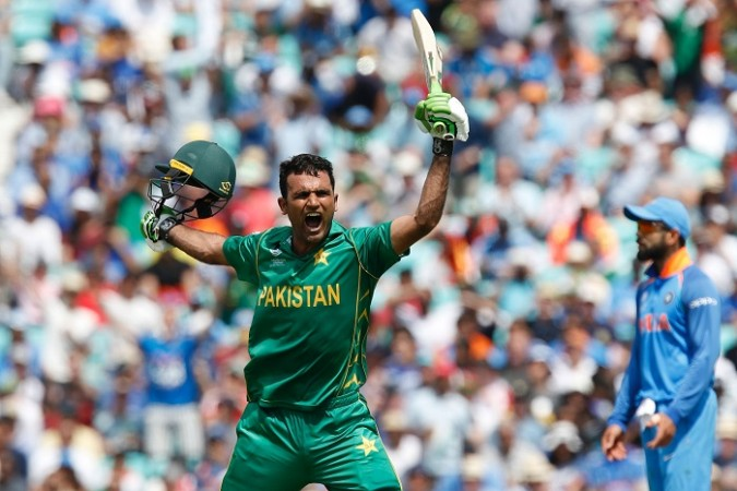 Fakhar Zaman, Pakistan, India, Champions Trophy, final