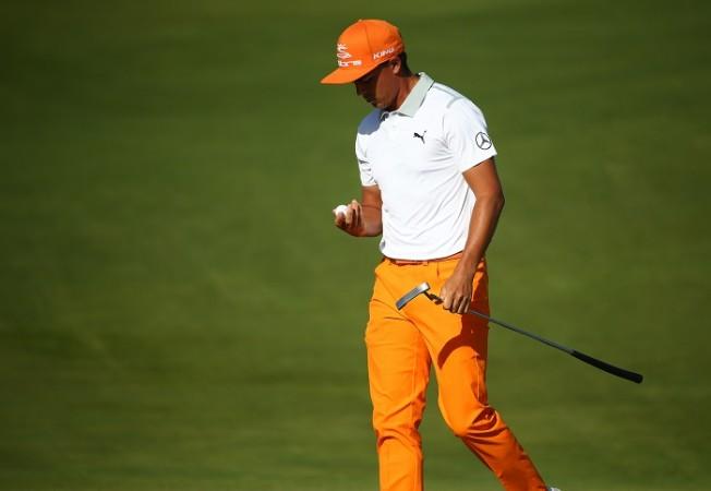 Rickie Fowler, US Open golf