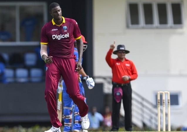 Jason Holder, West Indies, Afghanistan, India, ODI series
