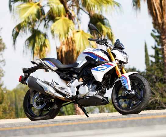 Auto Expo 2018 Bmw G 310 R To Strut Its Stuff Along With G 310 S