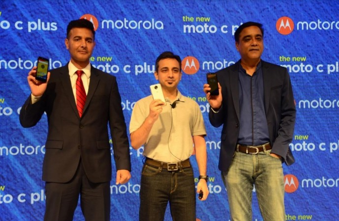 Moto C Plus, India,Lenovo, Motorola, launch,price,specifications