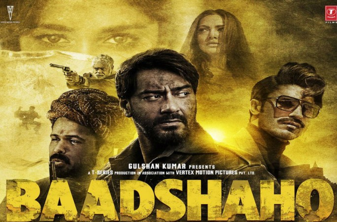 baadshaho box office collection day 2 ajay devgn starrer