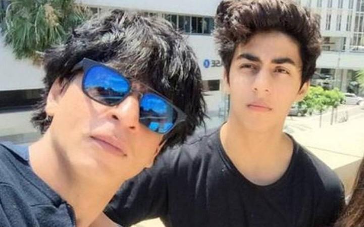 Shah Rukh Khan, Aryan Khan