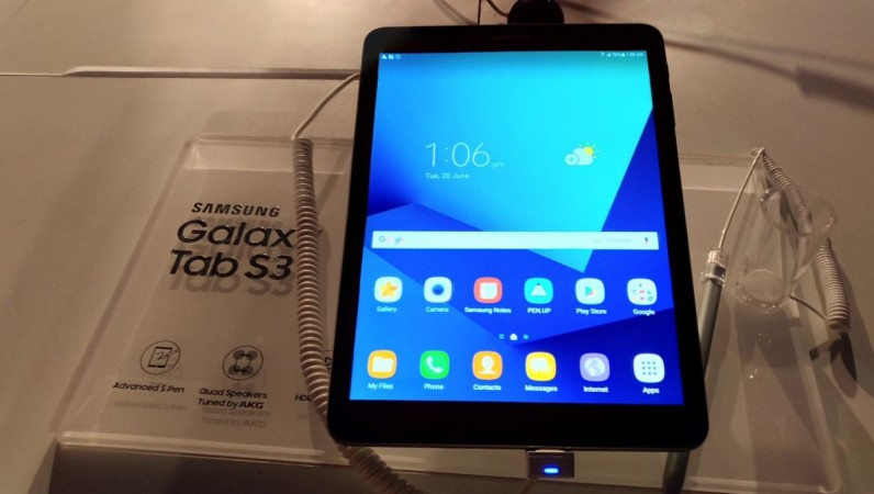 Samsung, Galaxy Tab S3, India, launch, price, specs, accessories