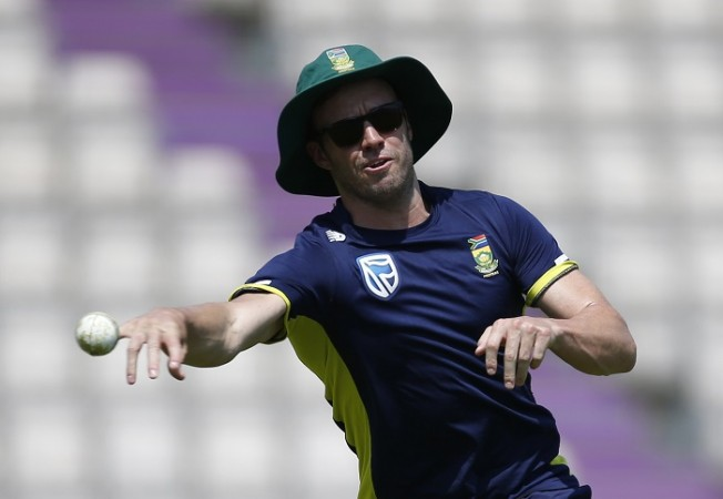 AB De Villiers, South Africa, 1st T20, England, captain
