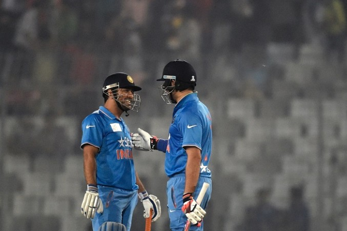MS Dhoni, Yuvraj Singh, India, West Indies, ODI series