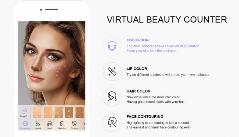 This Mobile App Lets You Try Lipsticks Virtually Women Can Now Buy