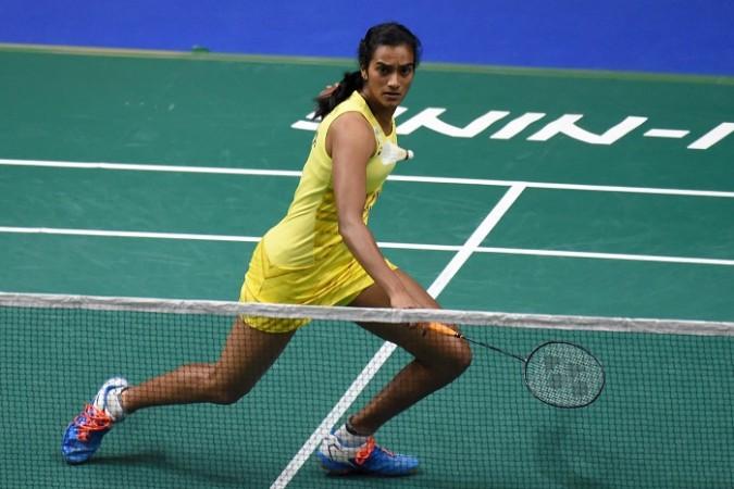 PV Sindhu, World Championships, badminton