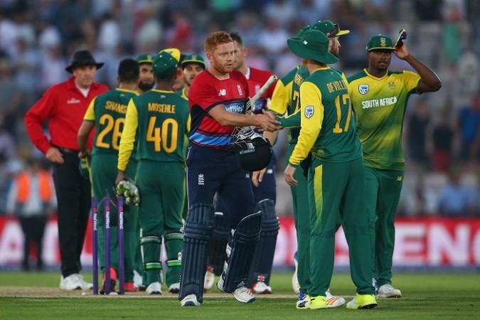 Jonny Bairstow, England, AB De Villiers, South Africa, 2nd T20