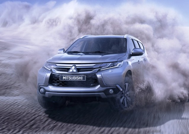 new mitsubishi pajero sport to be launched in india in early 2018