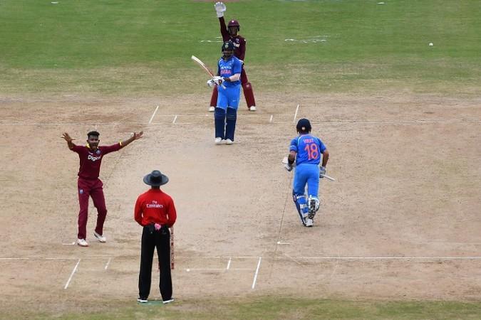 Devendra Bishoo, India, West Indies, Shikhar Dhawan, 1st ODI