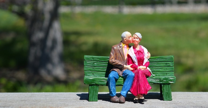 sex, sexually active, elderly people, old couple, health,