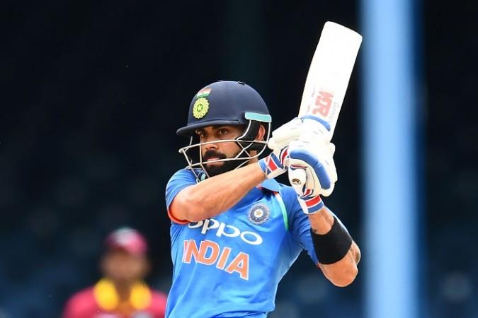 Virat Kohli, India, West Indies, 2nd ODI, series