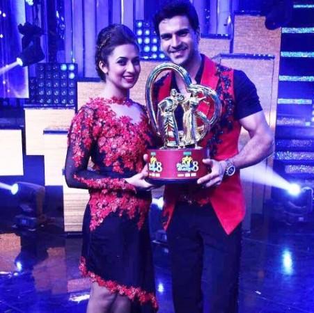 Nach Baliye 8 winners, Divyanka Tripathi and Vivek Dahiya
