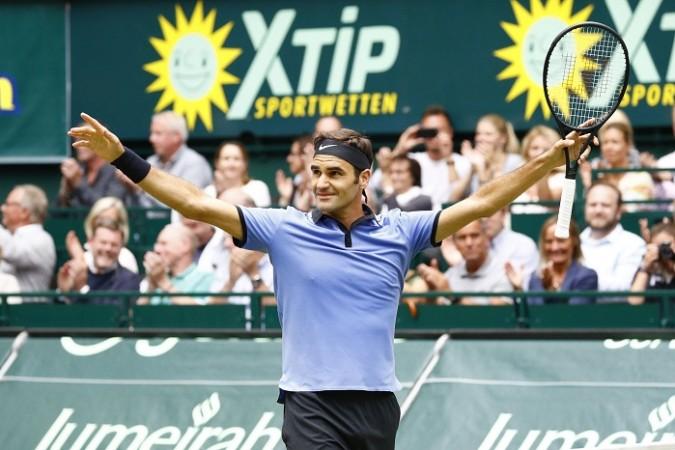 Roger Federer, Halle Open 2017, Alexander Zverev, final, Wimbledon