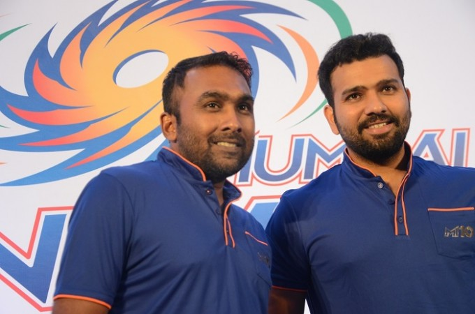 Mahela Jayawardene, Rohit Sharma, Mumbai Indians, India, coach