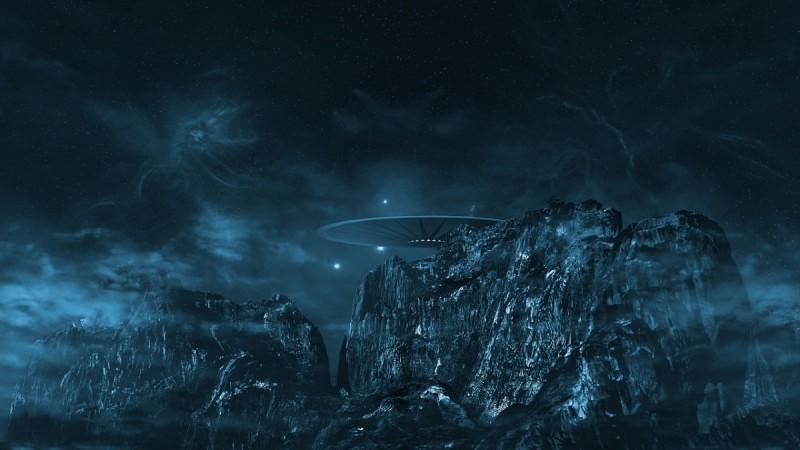 外星人的踪迹