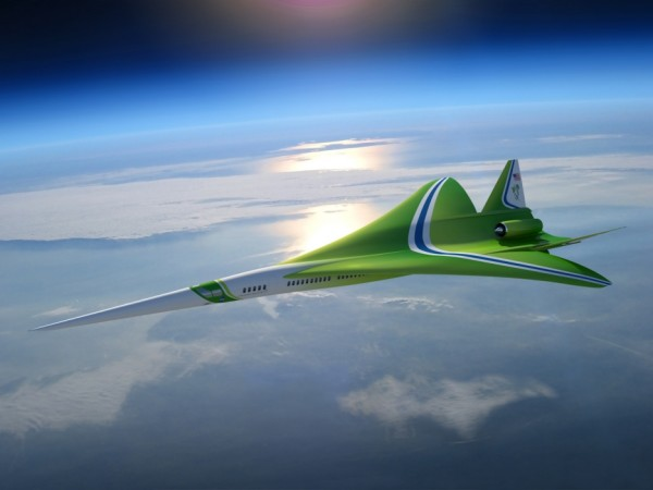 NASA's quieter supersonic X-Plane
