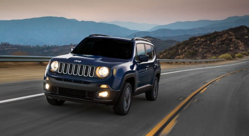 Jeep Renegade, Jeep Renegade India, Jeep Renegade launch, Jeep Renegade images