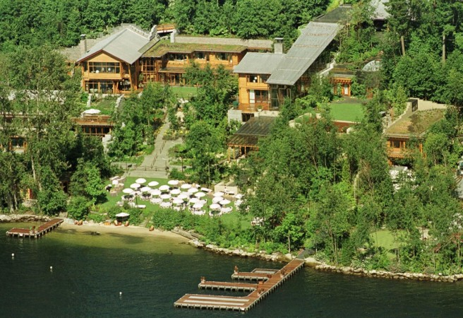 Bill Gates' $124 million mansion: 7 Crazy facts to know ...