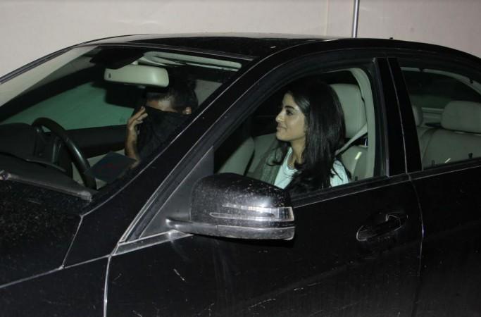 Amitabh Bachchan,Amitabh Bachchan's grand daughter Navya Naveli