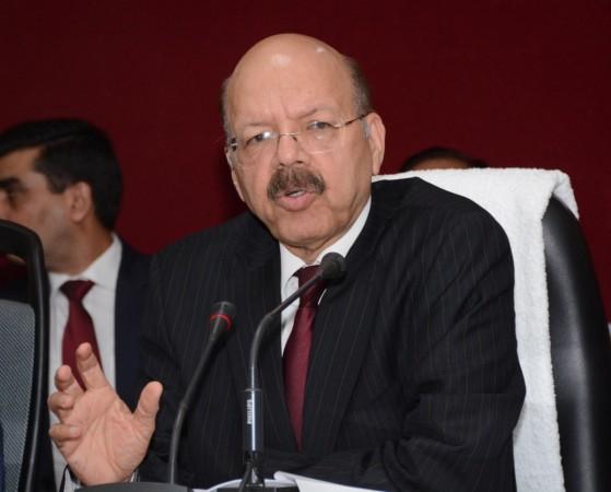 Nasim Zaidi Election Commission