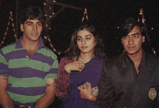 Ajay Devgn claims if Akshay Kumar Sooryavanshi does well ...  |Akshay Kumar And Ajay Devgan
