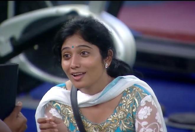 Juliana in Bigg Boss Tamil